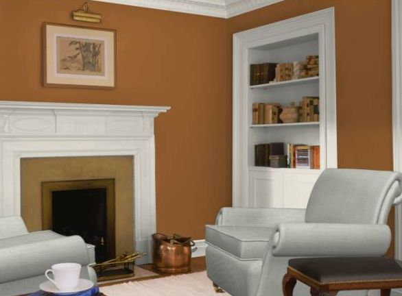 colorful walls living rooms find paint color inspiration for your living room 16814