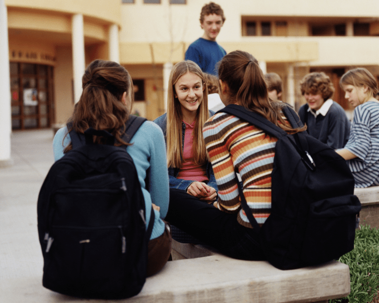 Bipolar teens can have a rough time in school