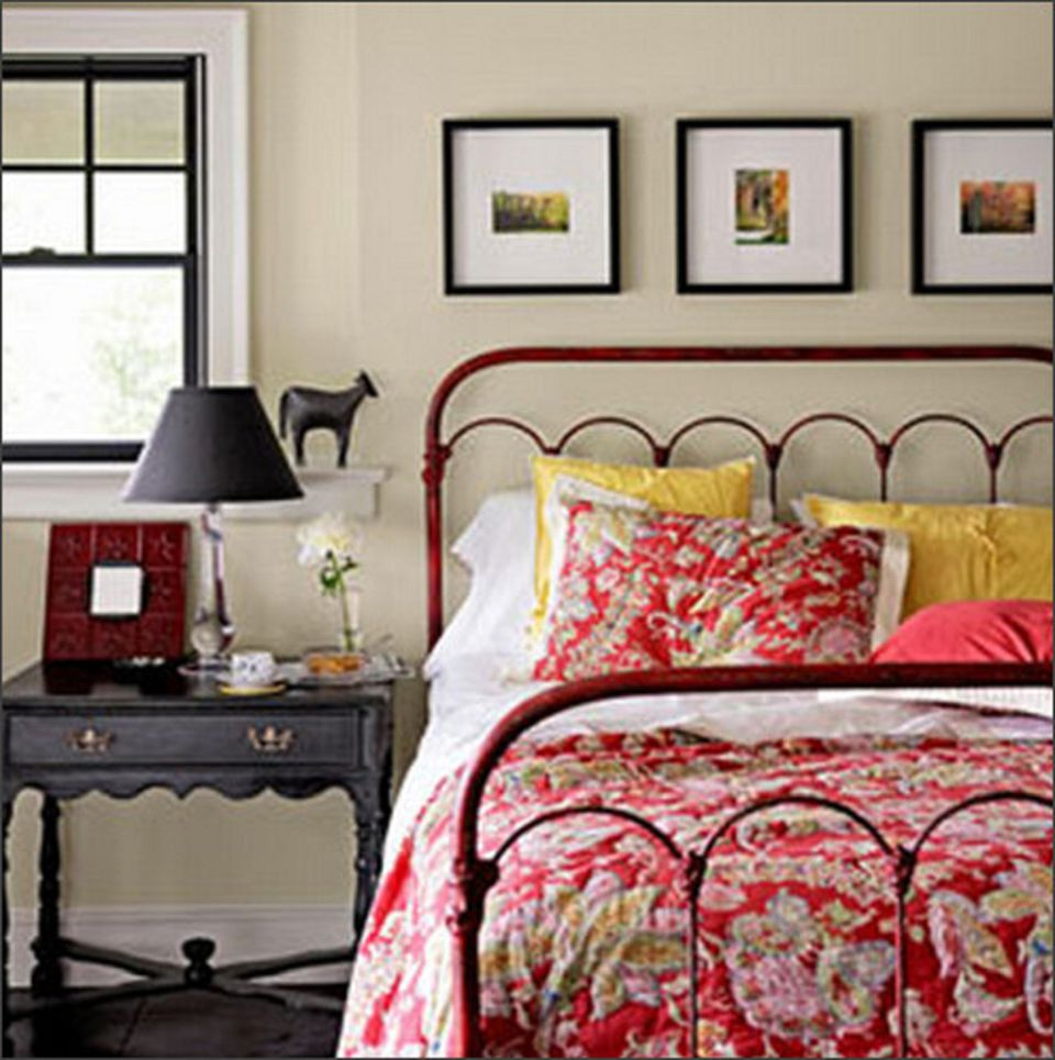Colorful farmhouse bedroomFarmhouse Style Bedroom Ideas. Farmhouse Bedroom. Home Design Ideas