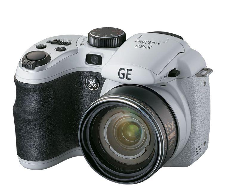 GE camera problems