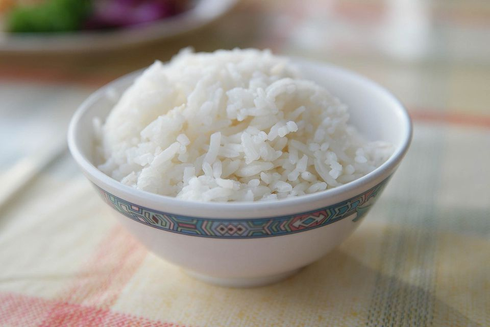 Image result for Steamed rice