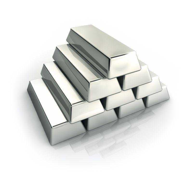 silver ingots_mutual funds_ETF