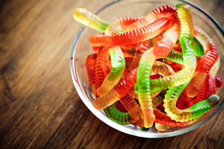 Gummies: Worm