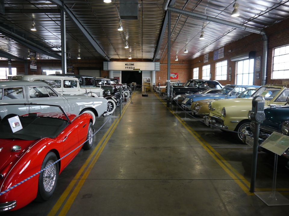 Los Angeles Car Museums and Attractions for Auto Buffs
