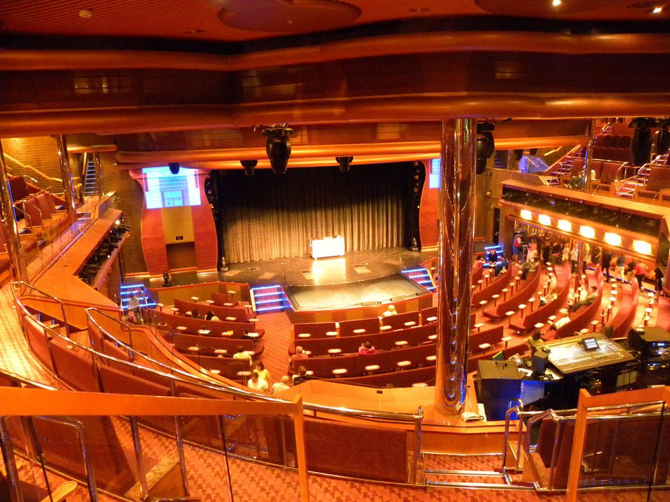 Carnival Magic - Showtime Theater