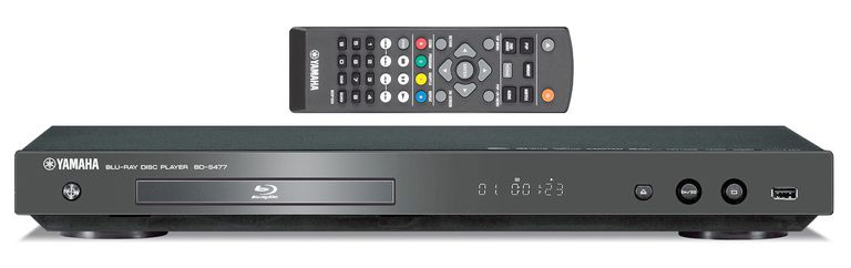 yamaha adds the bd s477 to its blu ray disc player product. Black Bedroom Furniture Sets. Home Design Ideas