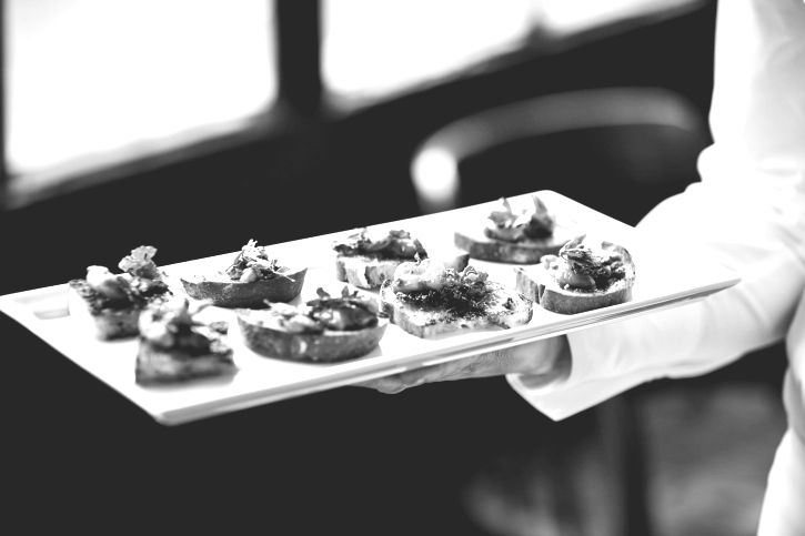 selecting a caterer