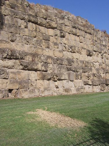 Servian Wall Segment