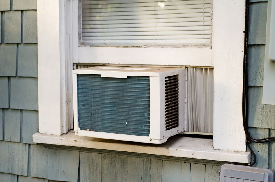 How Do I Install Air Conditioner In Awning Window