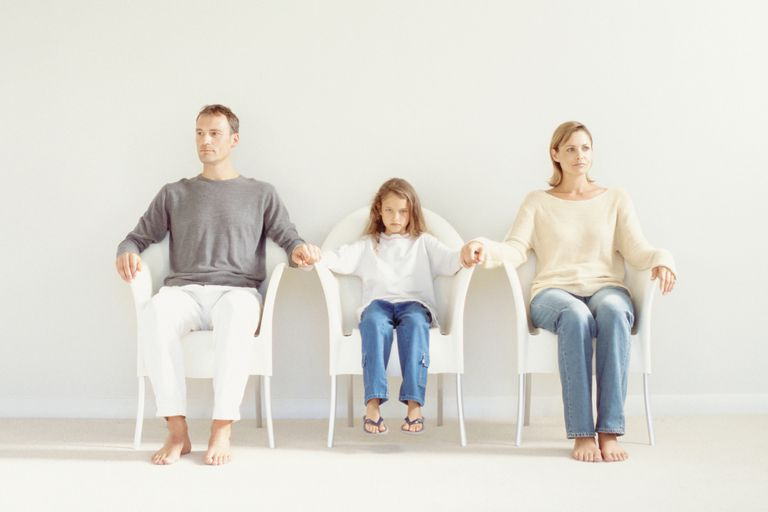 Equal Parenting Time After Divorce