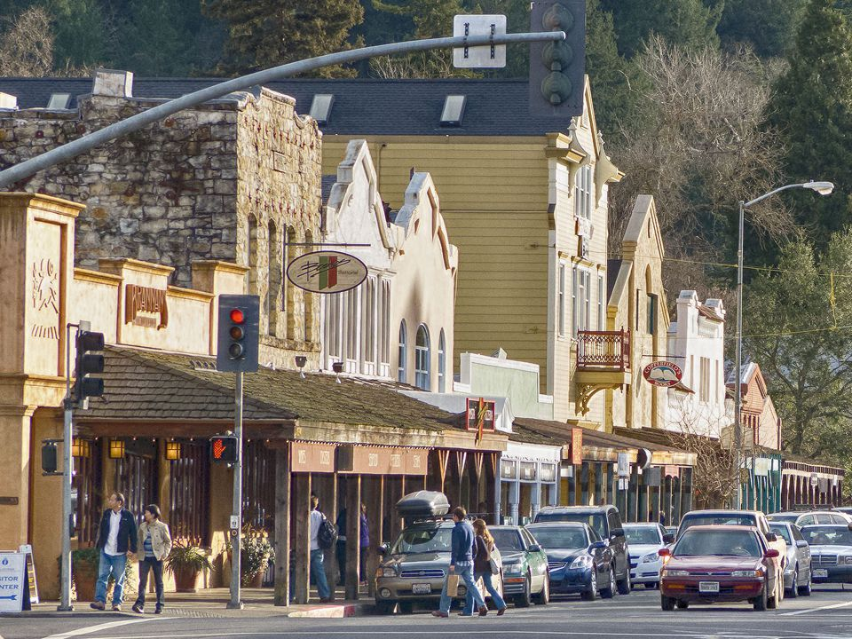 Calistoga California How To Visit Napa S Cutest Town