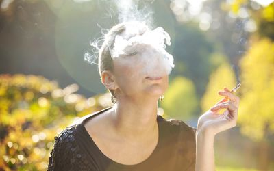 The Health Risks Of Cadmium In Cigarette Smoke