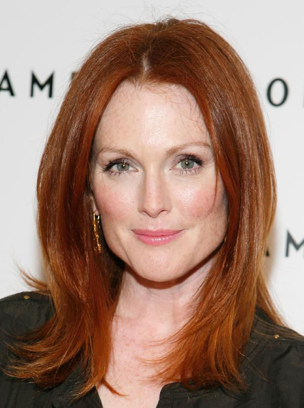 A Photo Gallery Of 20 Famous Redheads