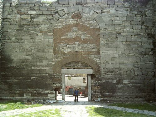 Wall of Constantinople