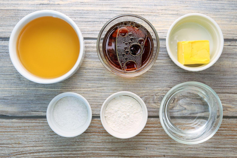 Easy Pan Sauce Gravy Recipe