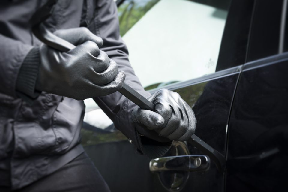 Car break-ins can happen to any make or mpdel.