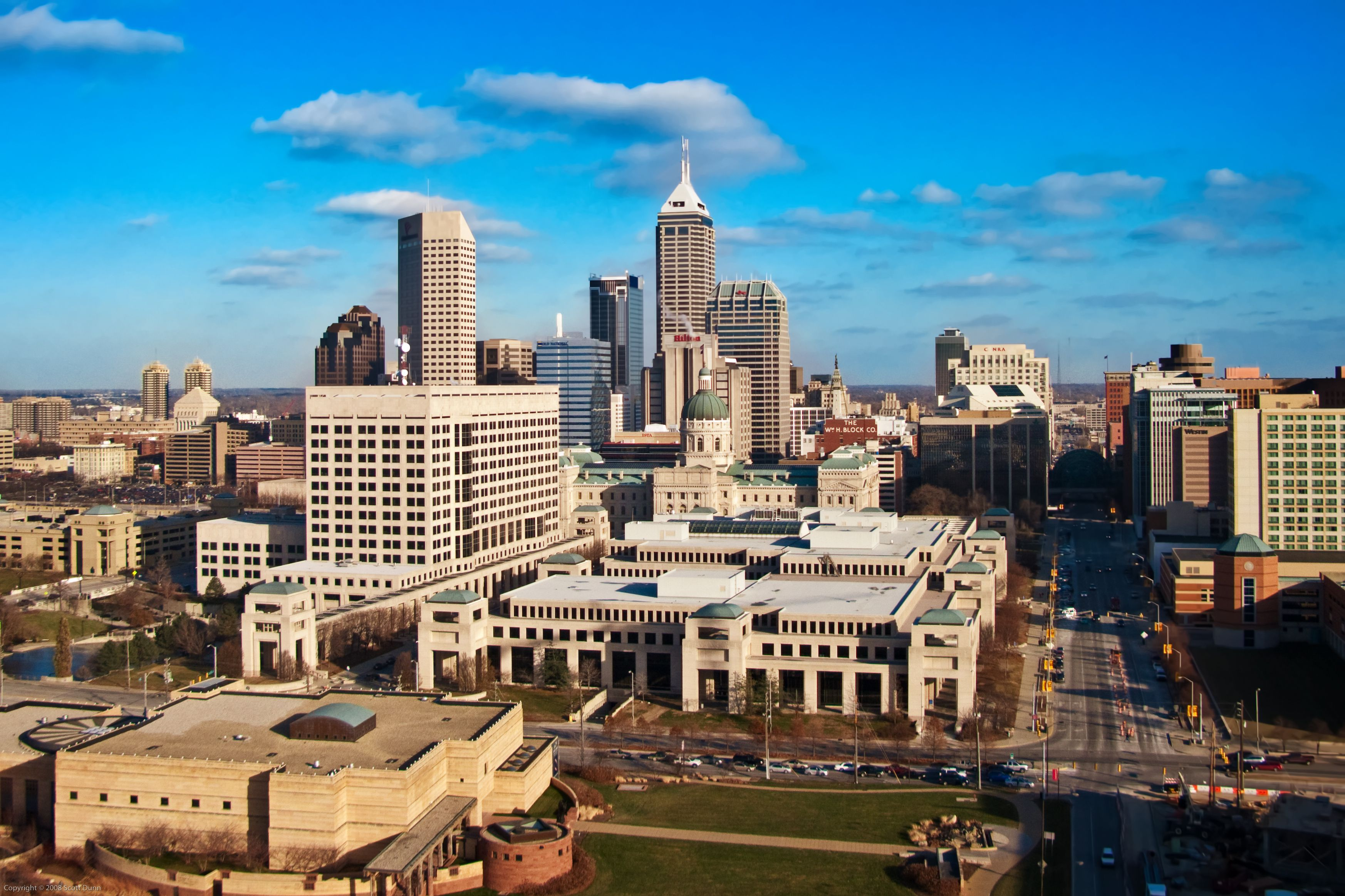 An Overview of Public Libraries in the Indianapolis Area