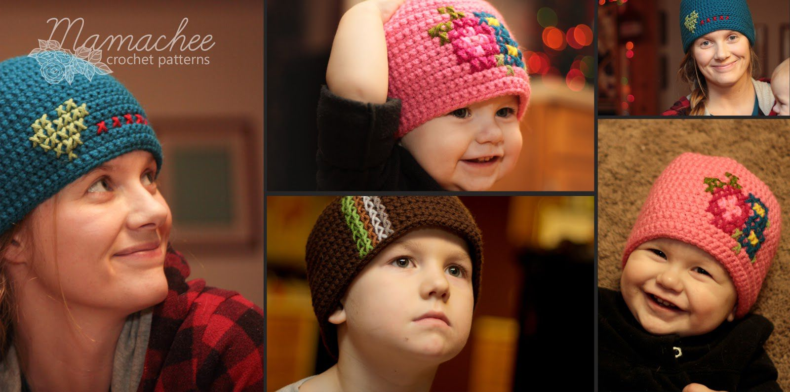 10 crochet hat patterns for everyone bankloansurffo Image collections