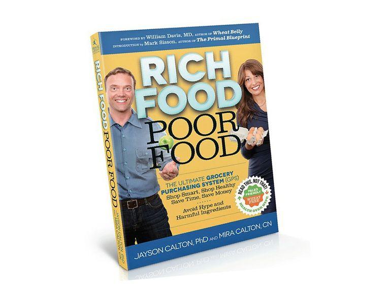 Rich Food Poor Food (review)