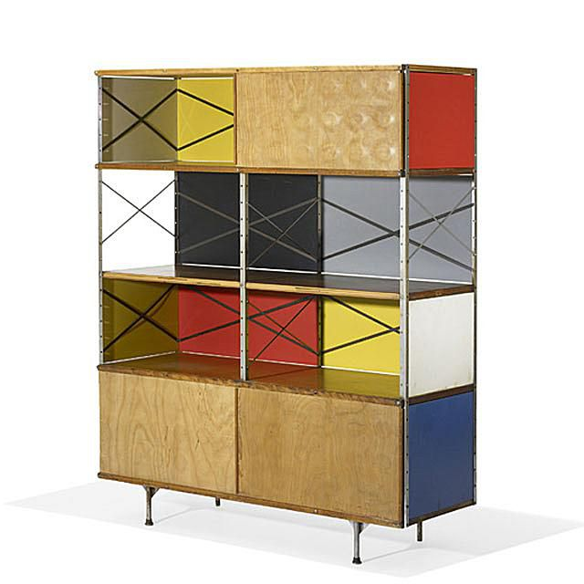 Eames Tall Chest, 1952