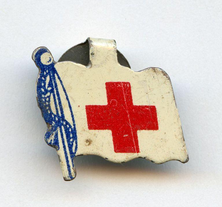 American Red Cross Pin