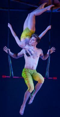 totem cirque du soleil review robert lepage