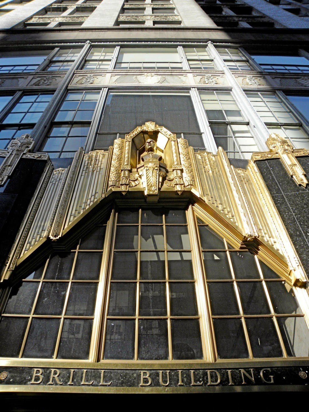 Brill Building - New York, New York - Landmark ...