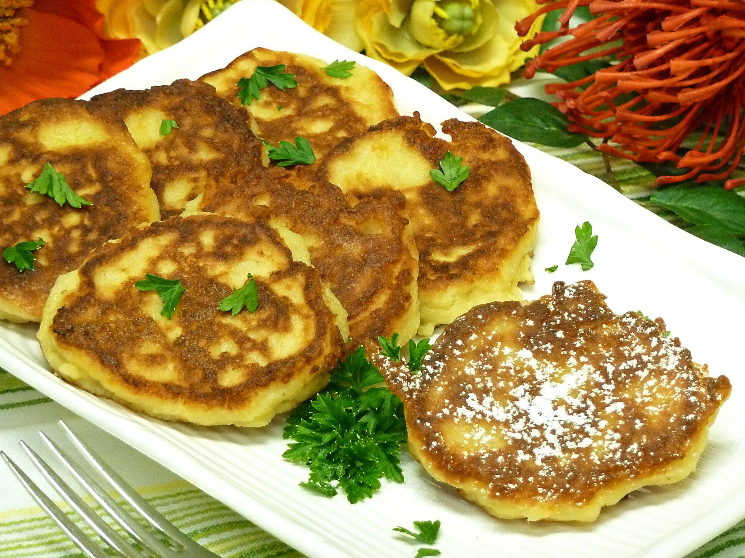 Jewish Potato Cakes Recipe