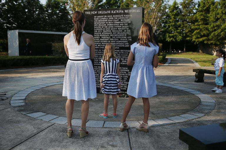 New Orleans Marks 10th Anniversary Of Hurricane Katrina