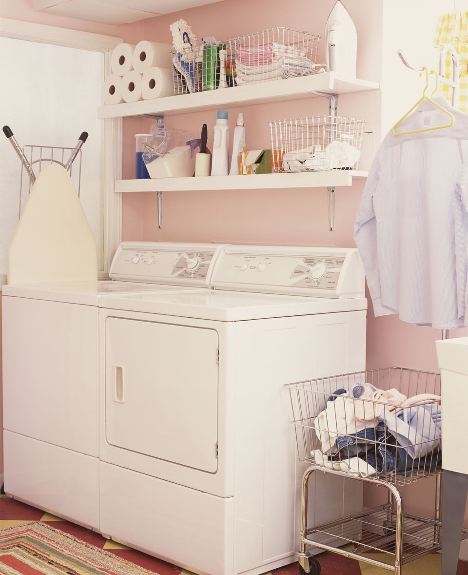 5 best paint colors for your laundry room - Best laundry room colors ...