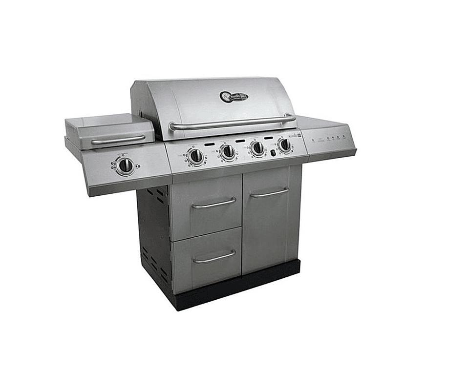 Char-Broil Gourmet 4-Burner TRU-Infrared Model# 463251913