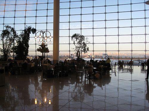 Seatac Airport Central Terminal