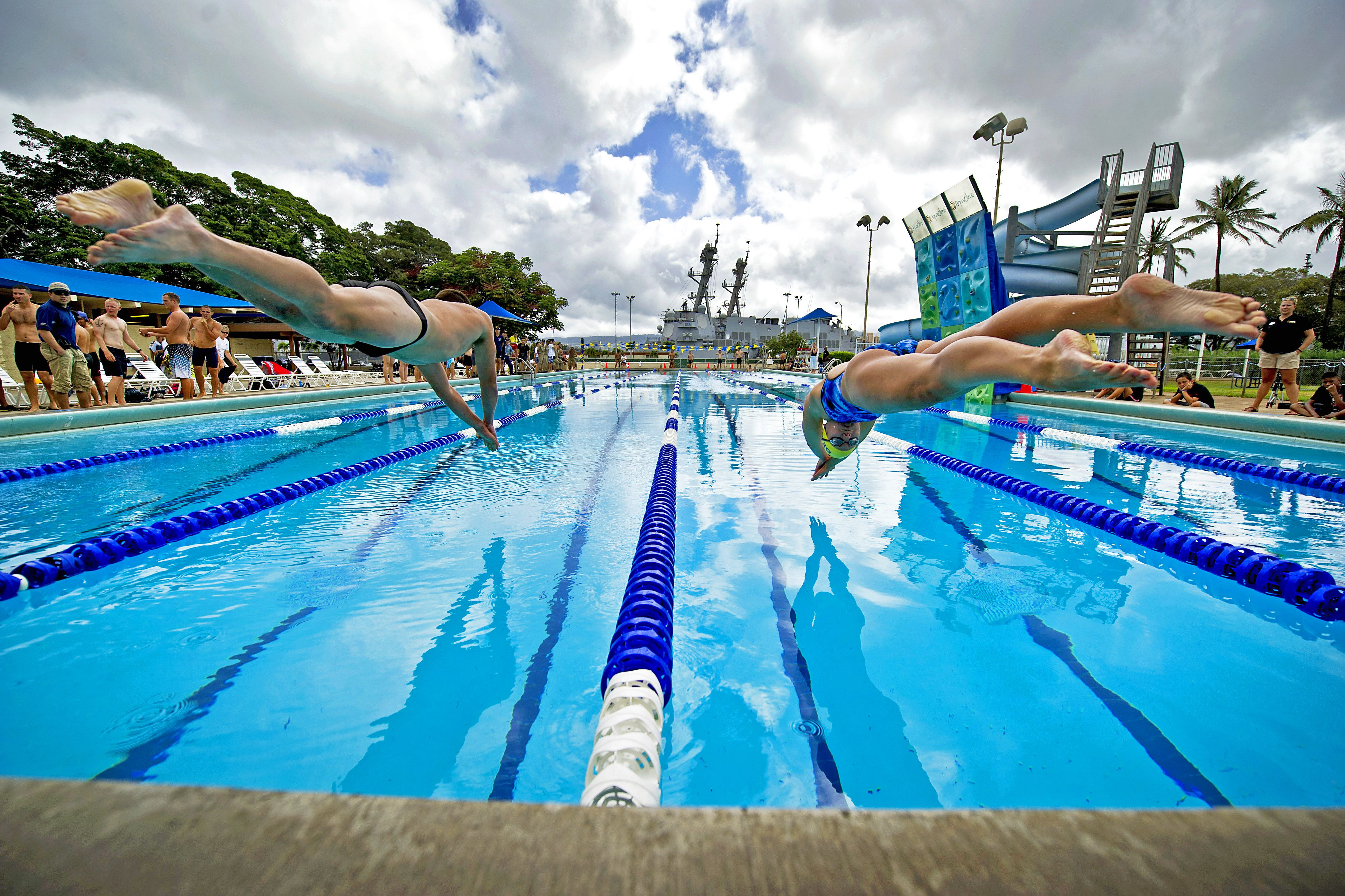 fun s swim workout for swimmers