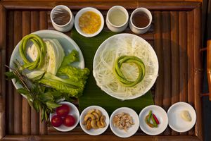 Exotic Ingredients from Thai Cooking