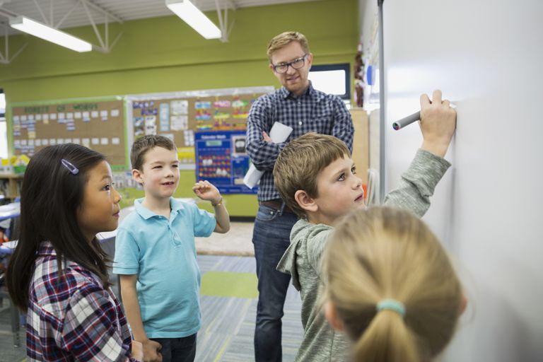 Elementary school teachers know how to help kids manage their behavior.