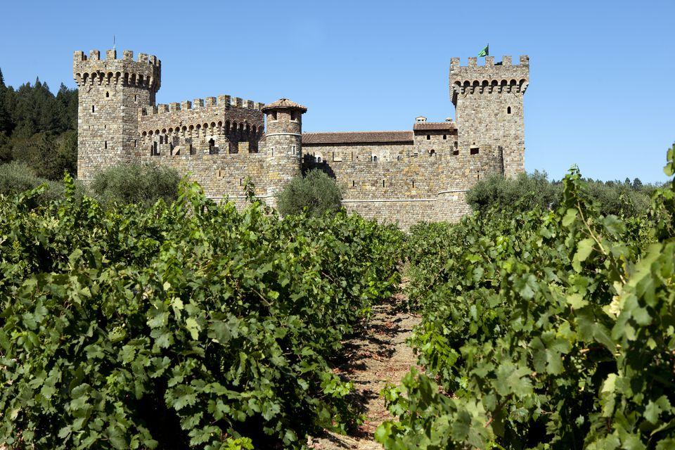 Napa Valley Castle Winery