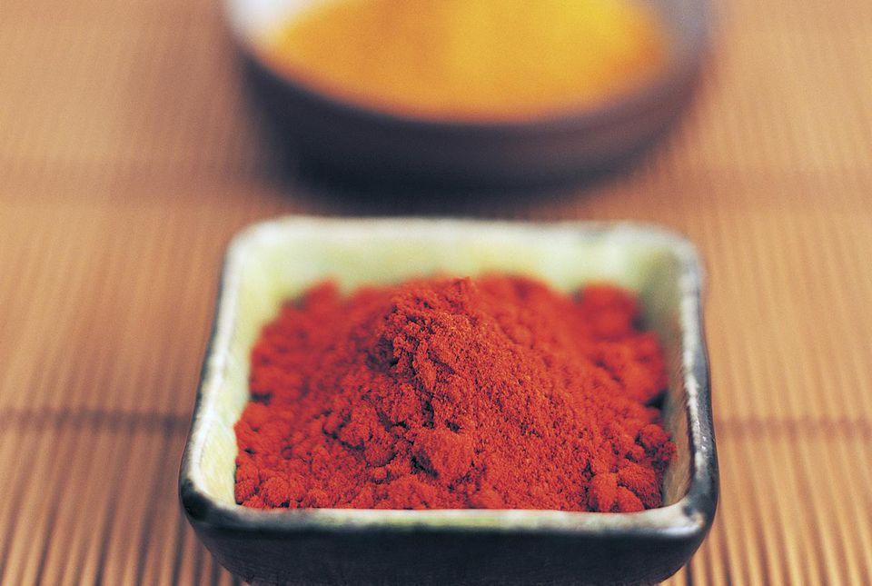 Paprika and cumin