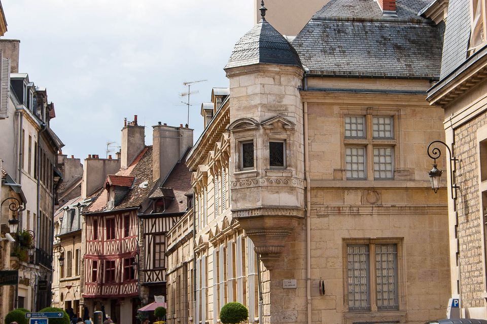 dijon france travel and tourism information. Black Bedroom Furniture Sets. Home Design Ideas