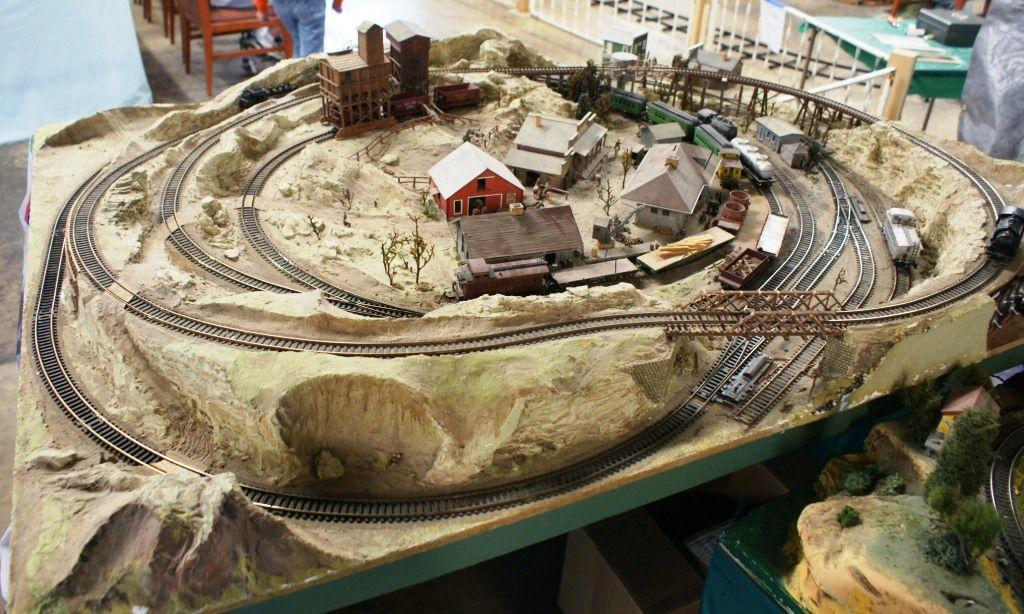 Maximum Model Train Grades