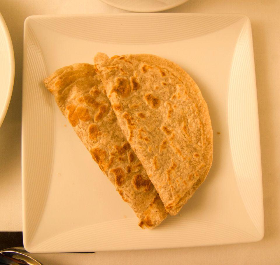 Besan Ki Roti