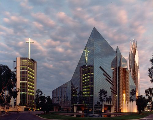 The glory of christmas at the crystal cathedral a lost - Where is garden grove california ...