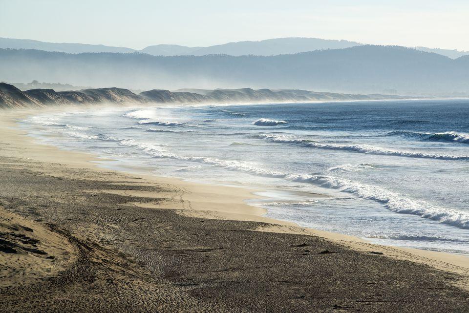 Marina State Beach, California