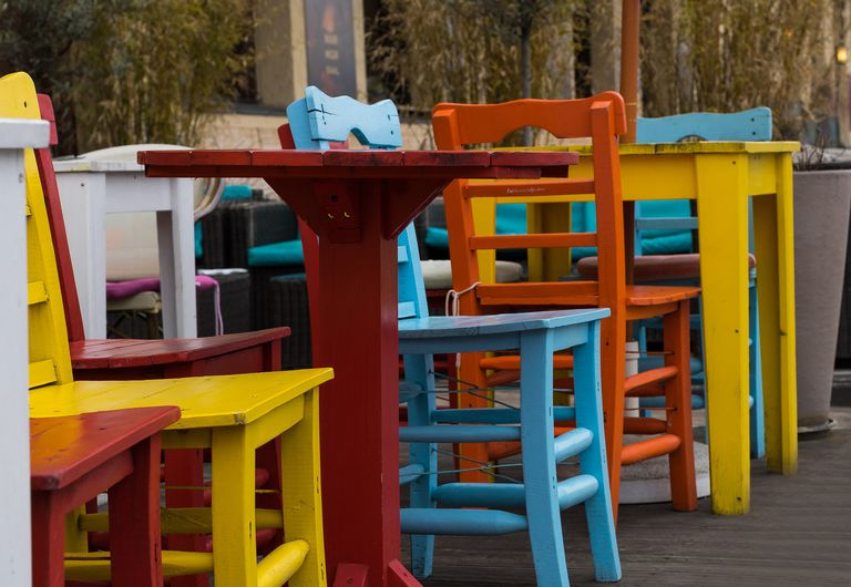 what is the best color for a restaurant?