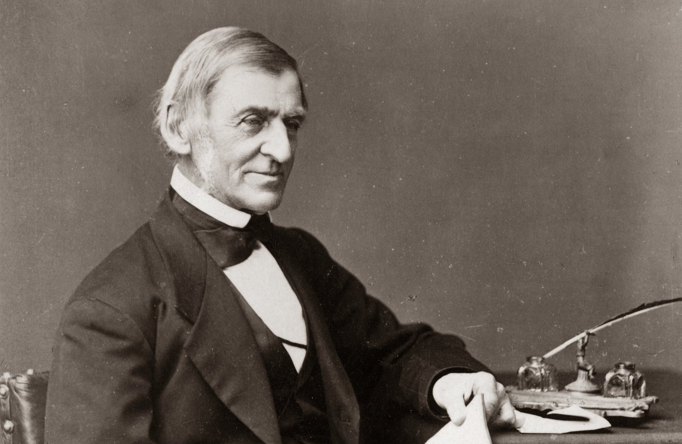 Biography of ralph waldo emerson for The emerson