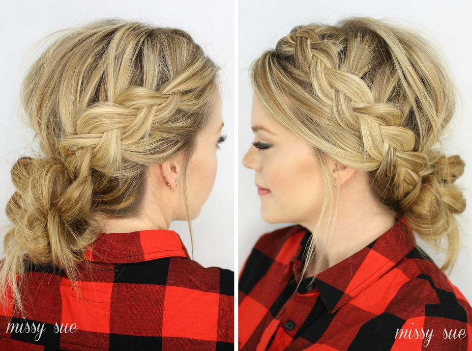 61 Braided Wedding Hairstyles: Braided Hairstyles For Weddings