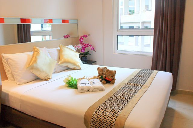 Fragrance Hotel Oasis, Singapore