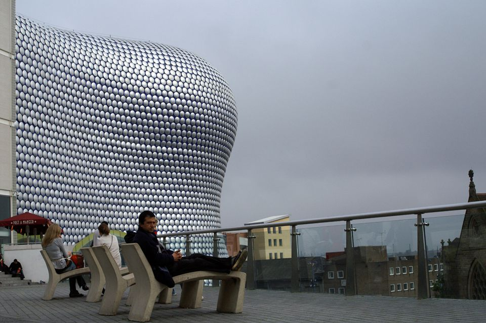 Selfridges in Birmingham