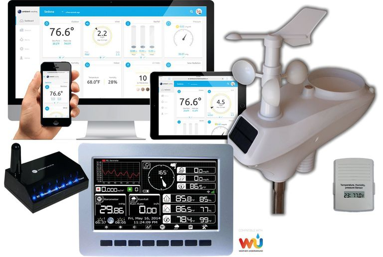 The 7 Best Home Weather Stations to Buy in 2018