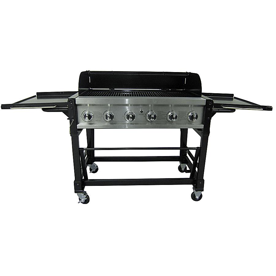 Master Forge 6-Burner Model# GR1008-015039