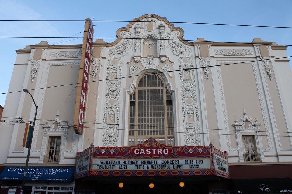 Castro Theatre, San Francisco